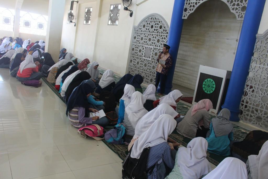 Darul Arqam Ramadhan 1437 H-SMA Muhammadiyah Cileungsi