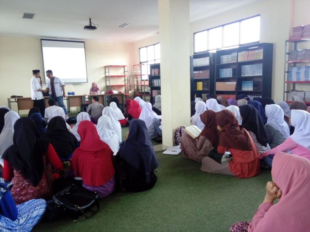 Darul Arqom Ramadhan 1437 H-SMK Muhammadiyah 3 Cileungsi
