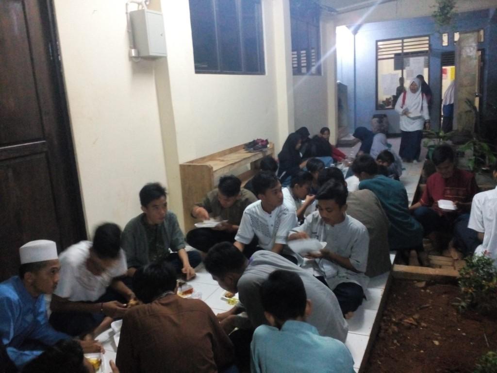 Darul Arqom Ramadhan 1437 H-SMP Muhammadiyah 2 Cileungsi (1)