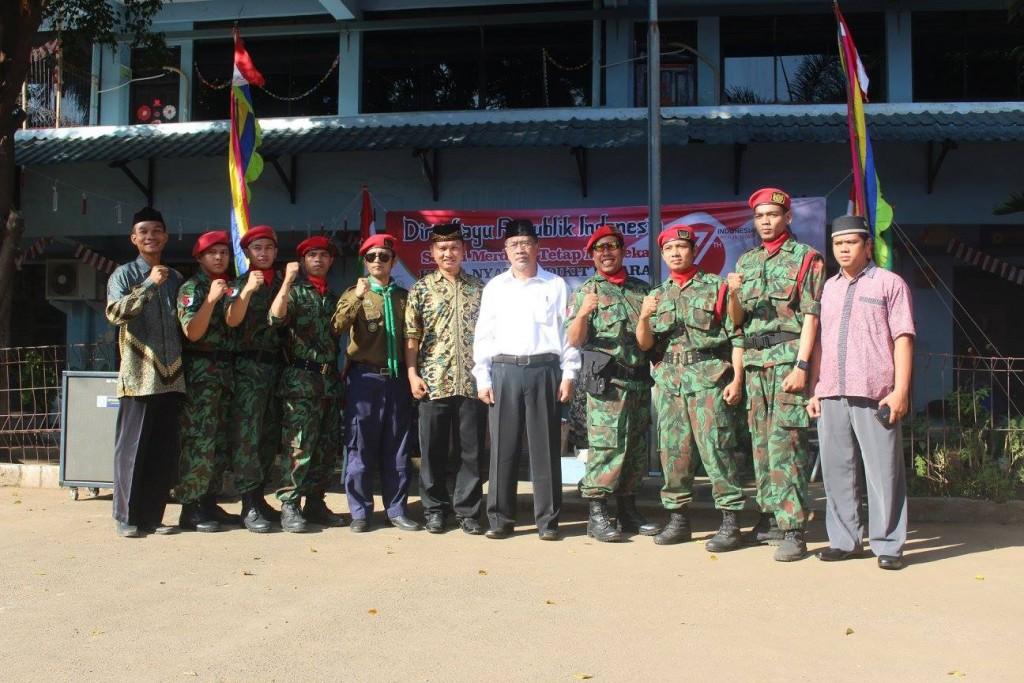 Upacara HUT RI 71 - Muhammadiyah Cileungsi (17)