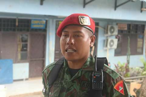 Yudianto Komandan KOKAM Bogor