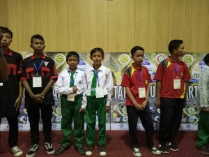 Oly Muhammadiyah Cileungsi 8