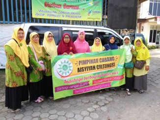 Aisyiyah Cileungsi berbagi Sembako Ramadhan (1)