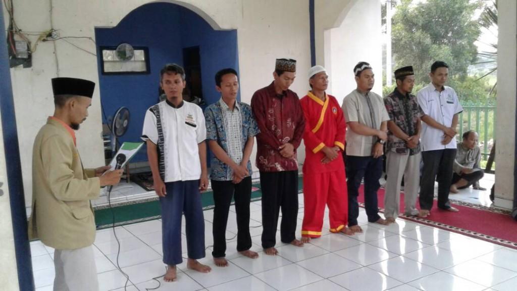 Pelantikan PC PM Gunung Putri (2)