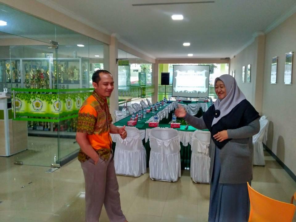 SMP Muhammadiyah 1 Cileungsi 4