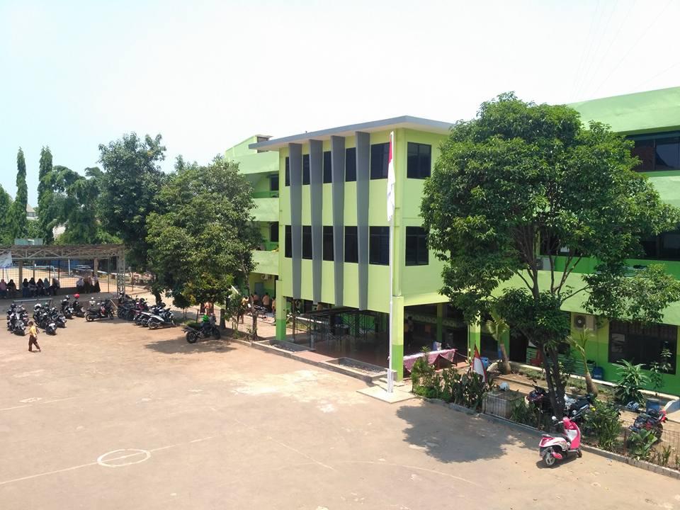 SMP Muhammadiyah 1 Cileungsi 1