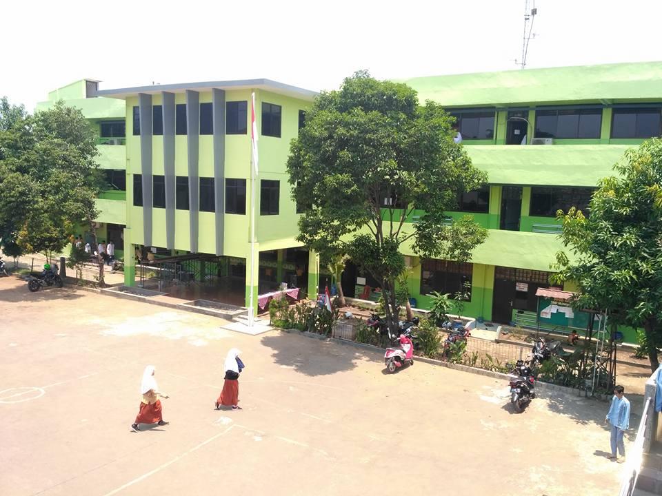 SMP Muhammadiyah 1 Cileungsi ok