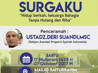 Poter Tablig Akbar PCM Cileungsi Deri Suandi Msc