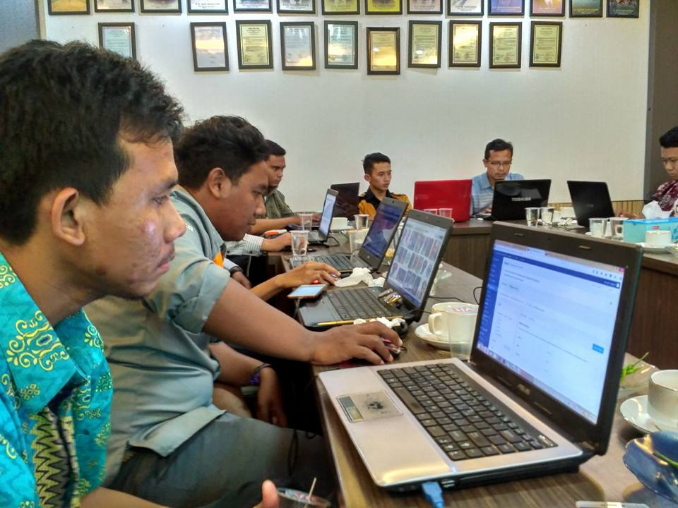 Workshop Pembuatan website