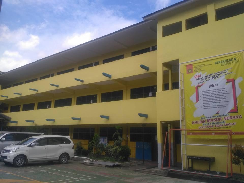 Gedung SMK Muhammadiyah 1 Cileungsi