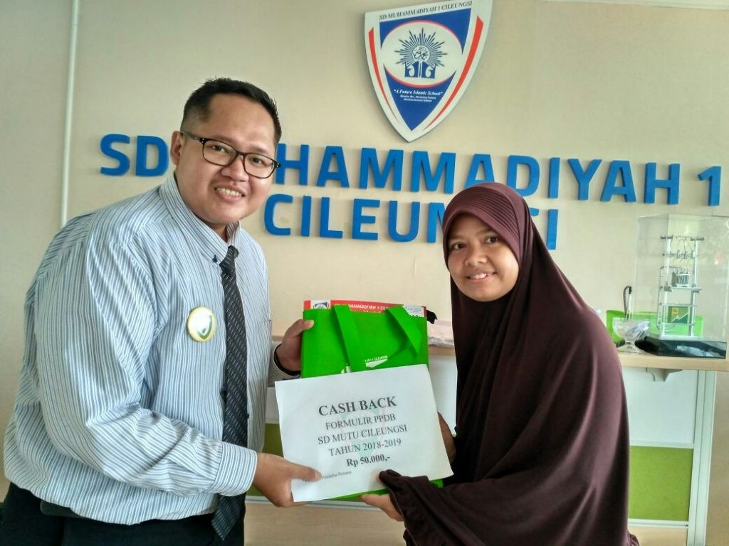 Penerimaan Siswa SD Muhammadiyah Cileungsi Tahun 2018 2